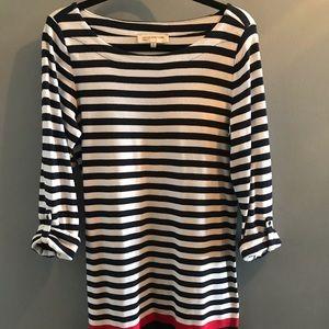 Jones New York (Sport) Stripped Dress